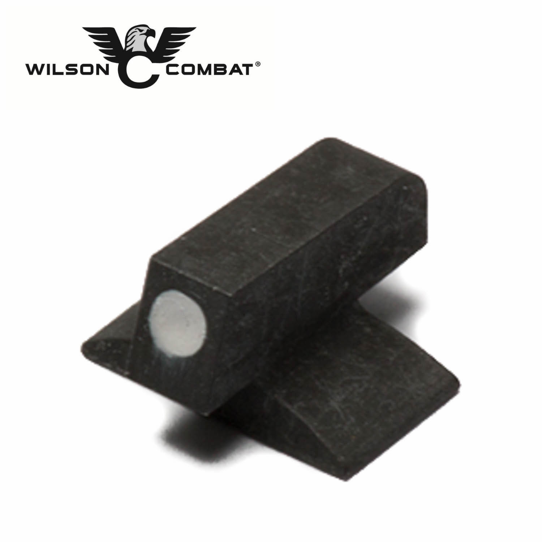 Wilson Combat Beretta 92FS/96FS Front Sight, White Dot: Midwest Gun Works