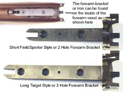 Determining Forearm Bracket Type