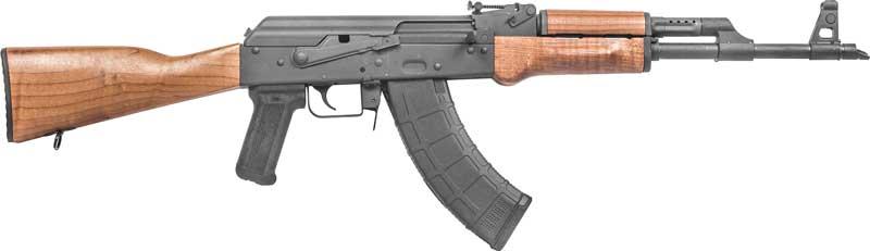 Century Arms Vska Stamped Ak 47 Rifle 7 62x39 Cal Wood Furniture Mgw